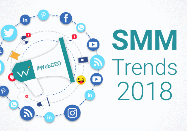 Social media marketing trends and tactics for 2018