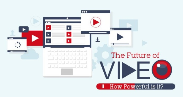 Video, SEO and digital marketing: infographic
