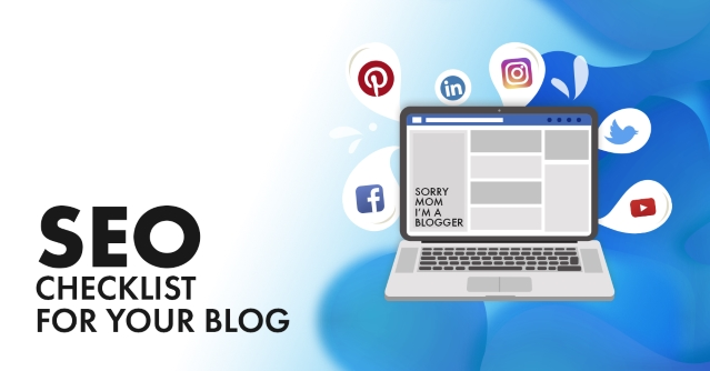 Blog SEO checklist: how to get more views on your blog.