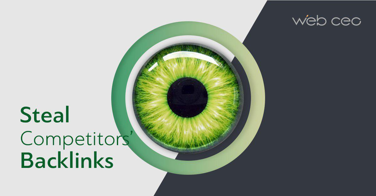 How to steal backlinks from your competitors