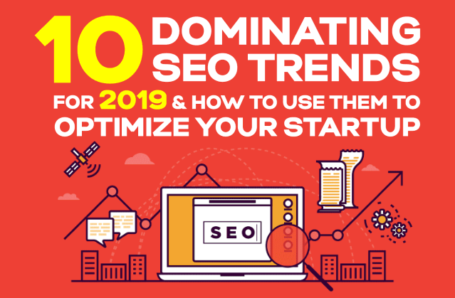 New SEO trends and techniques in 2019
