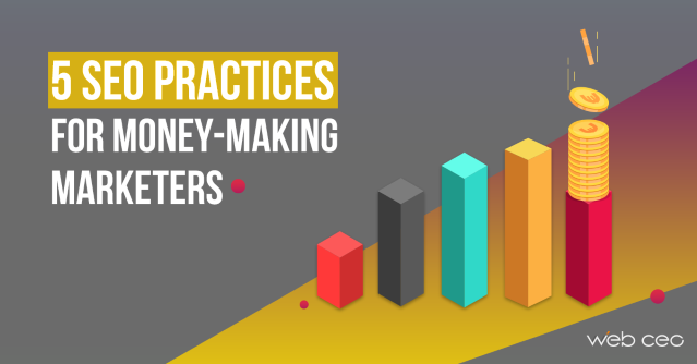 5 SEO Practices for Marketers