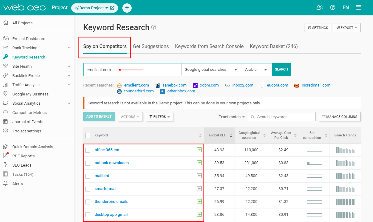 the-webceo-keyword-research-tool-spy-on-competitors