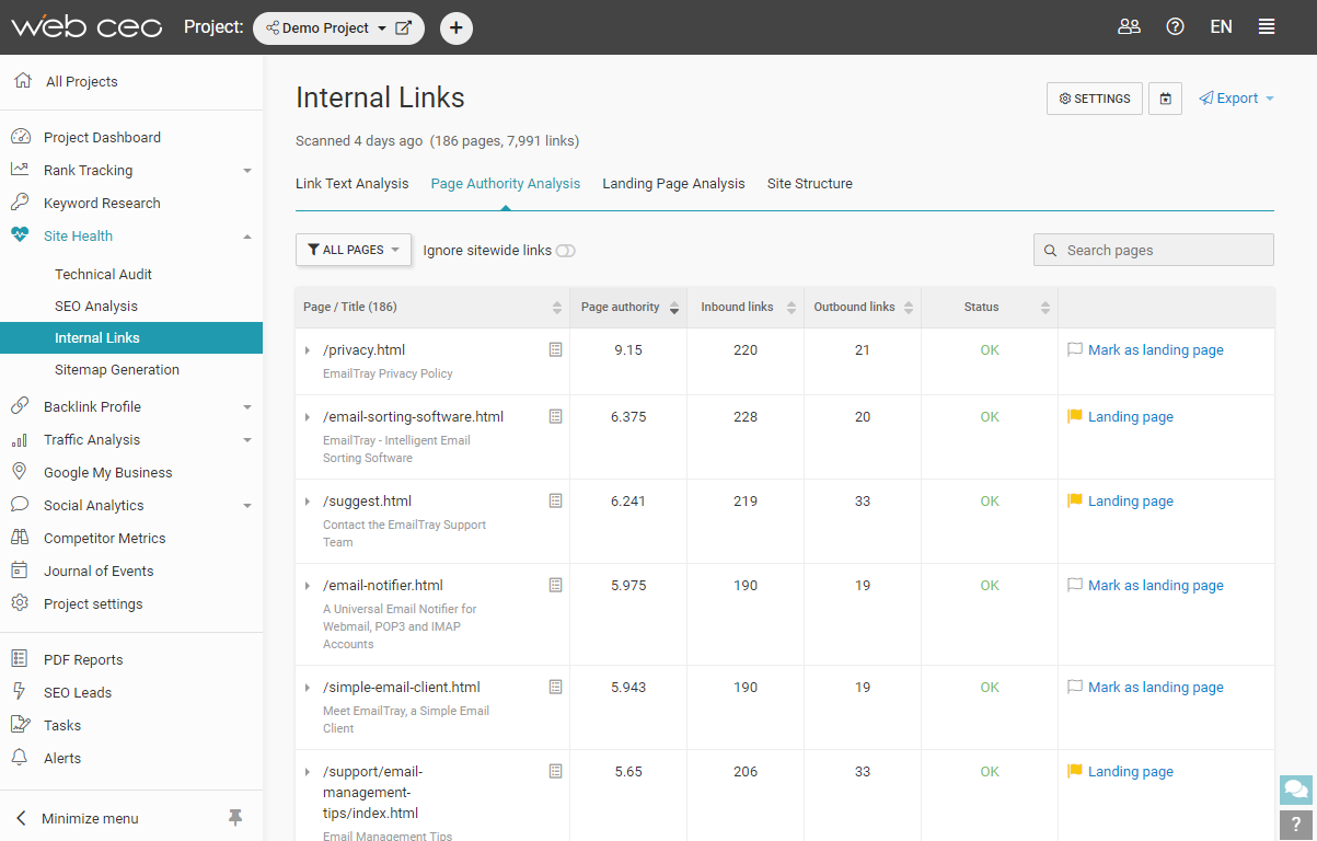 Boost your podcast SEO by cleverly using page authority.