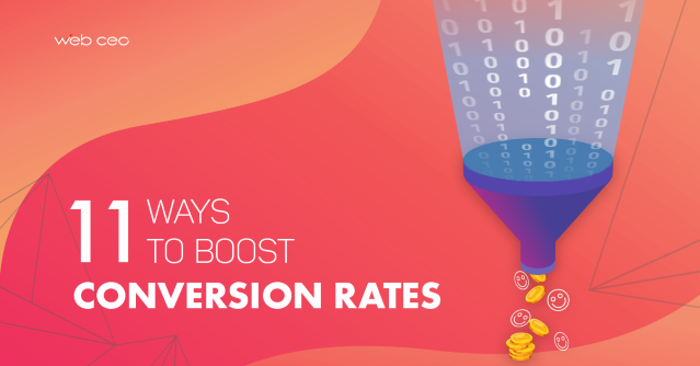 11 ways to increase conversion rates