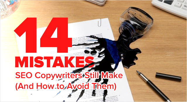 SEO copywriting mistakes and how to avoid them
