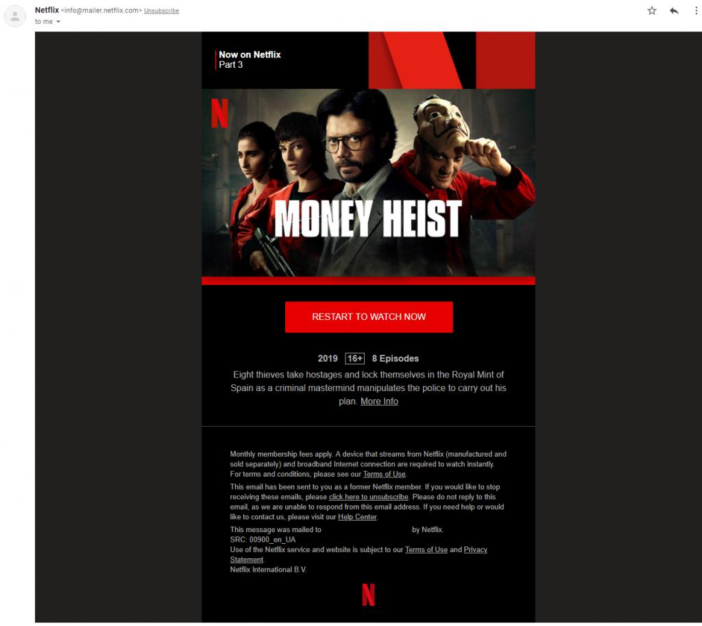 newsletter-from-netflix