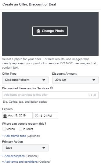 step-2-facebook-offer