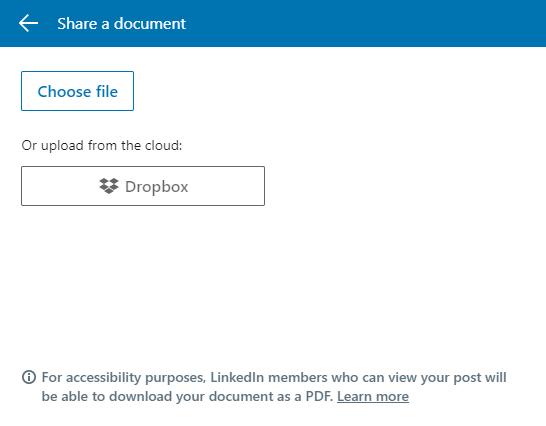 step-2-linkedin-share-a-document