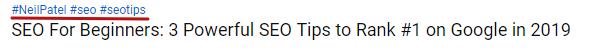 step-2-youtube-hashtags