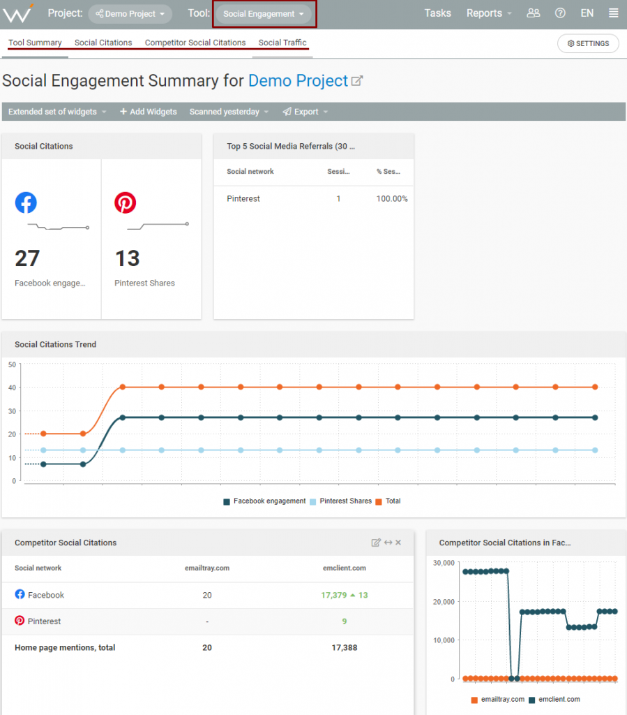 step-1-webceo-social-engagement-tool