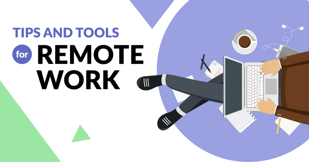 tips and tools for remote work