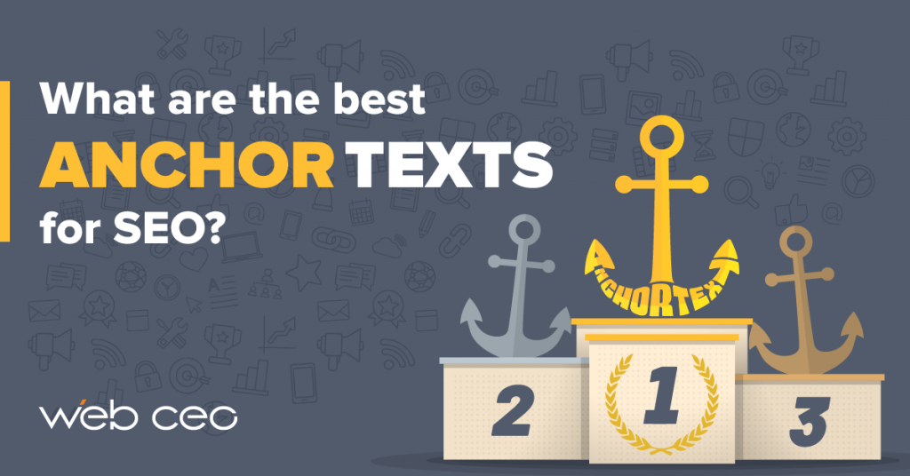 Picking the best anchor texts for SEO