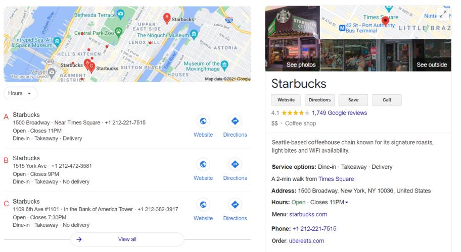 google my business ex 2