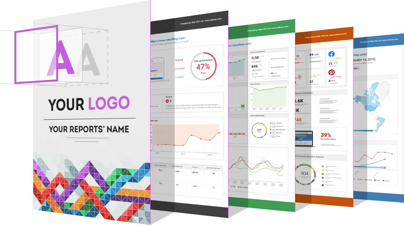Brand Your SEO Reports